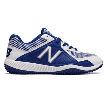 Youth Turf 4040v4, Royal Blue with White