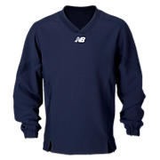 L/S High Heat Pullover, Team Navy