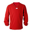 L/S High Heat Pullover, Team Red