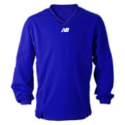 L/S High Heat Pullover, Team Royal