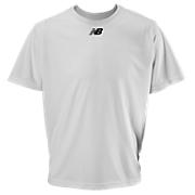 Short Sleeve Power Top, White