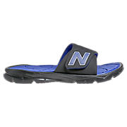 New Balance 3011, Black with Blue