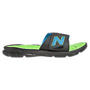 New Balance 3011, Black with Green