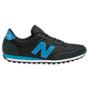 New Balance 410, Black with Blue