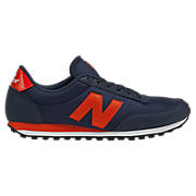 New Balance 410, Navy with Red