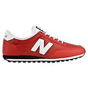 New Balance 410, Red with White & Black
