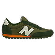 New Balance 410, Green with Orange & White