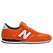 New Balance 420, Orange with White