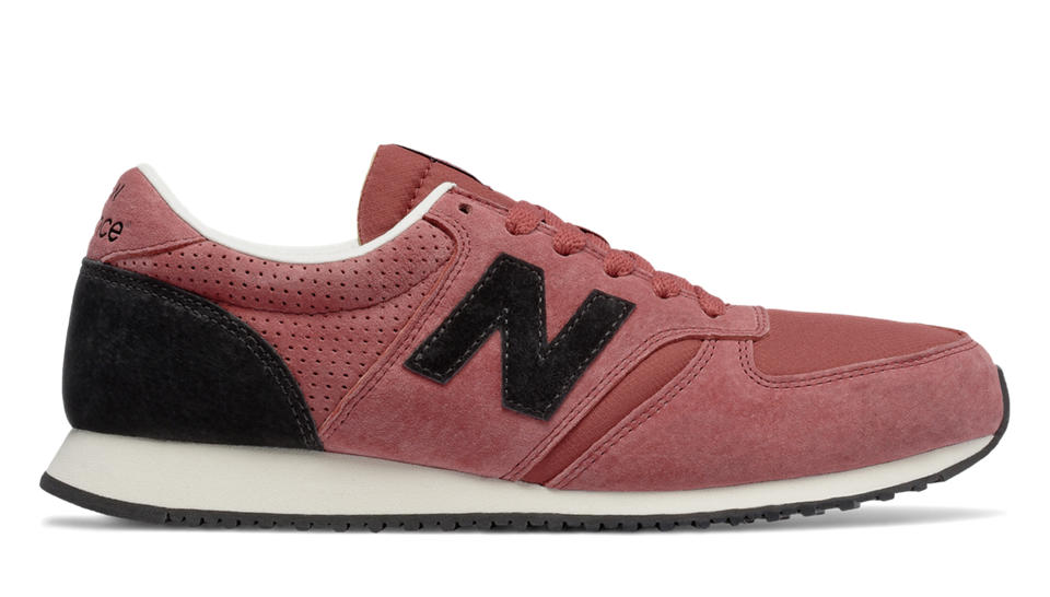 NB 70s Running 420 Pigskin, Clay with Black