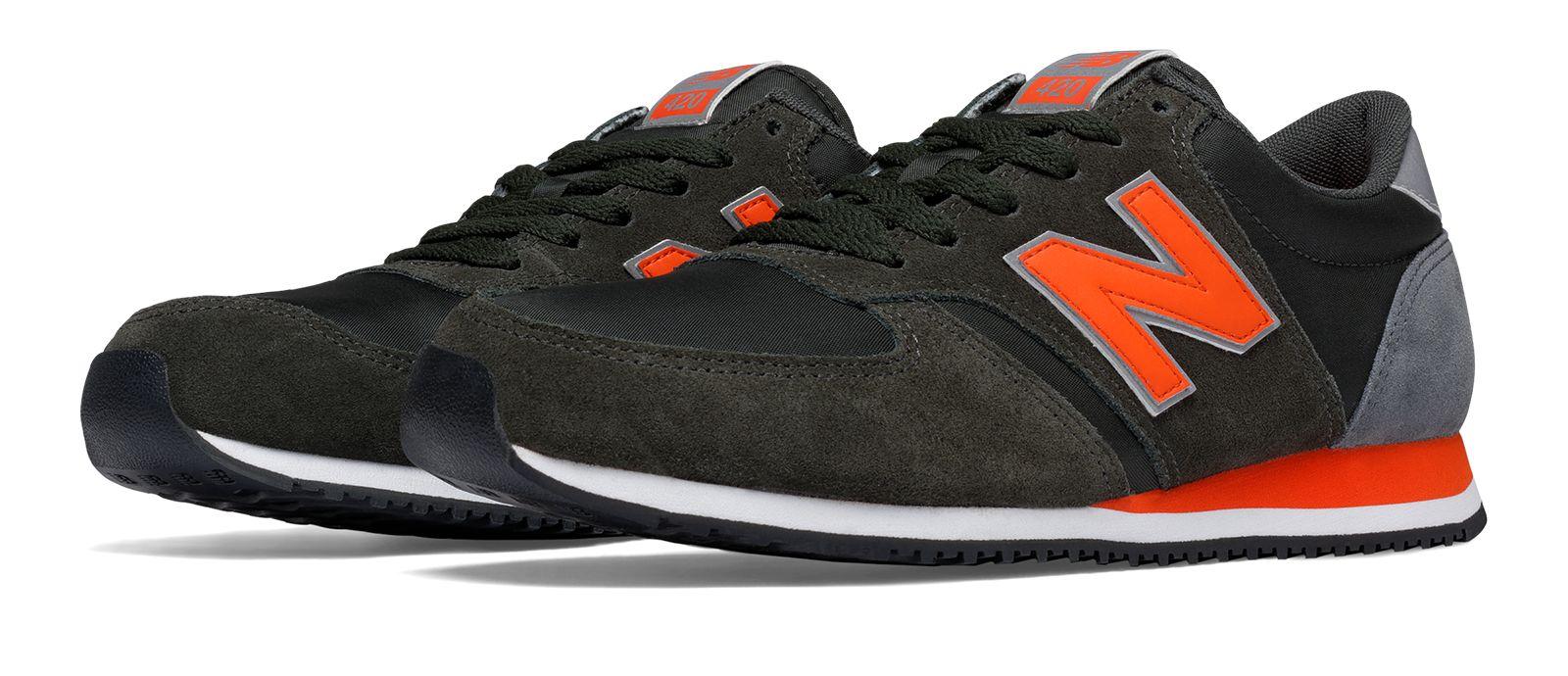 New Balance : 420 70s Running Textile : Unisex Footwear Outlet : U420RGO