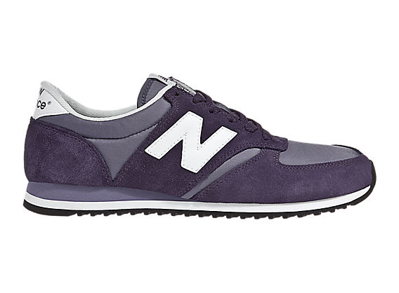 New Balance 420, Purple with White
