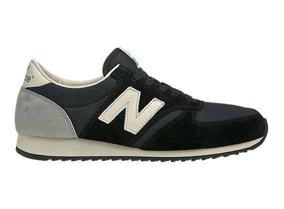 New Balance U420 Black Black Exclusive New Balance 420 Black With