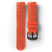 New Balance NB RunIQ Watch Band, Alpha Orange