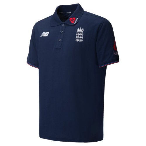 New Balance : Training Media Polo : Men's Training & Teamwear : CMT7062PGM