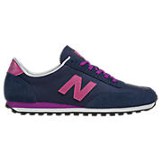 New Balance 410, Navy with Pink & Blue