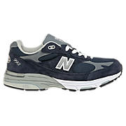 Women's Air Force 993, Airforce Navy with Grey & White
