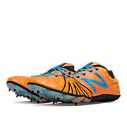 SD100 Spike, Orange with Blue
