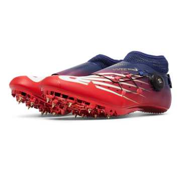 New Balance Vazee Sigma Pride, Red with White & Blue