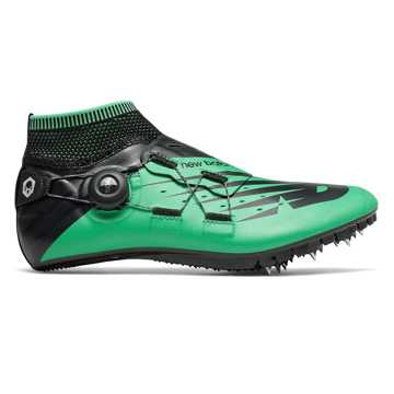 Vazee Sigma v3 Spike, Emerald with Black