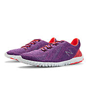 New Balance 019, Acai with Coral & White