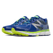 NB New Balance 1080v5, Blue with Hi-Lite