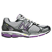 New Balance 1080v2, Grey with Purple & White