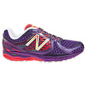 New Balance 1080v3, Purple with Diva Pink