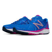 New Balance 1260v5, Blue with Pink