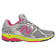 New Balance 1260v2, Silver with Raspberry
