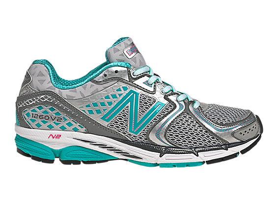 Limited Edition 1260v2, Turquoise with Grey