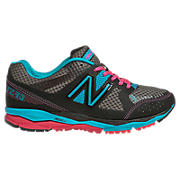 New Balance 1290, Black with Blue