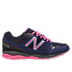 New Balance 1290, Black with Pink & Blue
