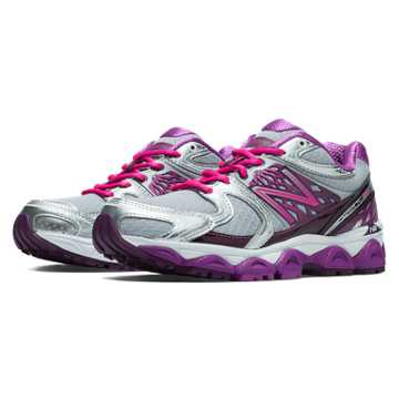 New Balance New Balance 1340v2, Silver with Pink Zing & Purple Cactus Flower