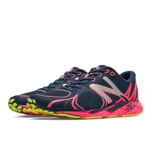 1400v3 Women's Racing Flats Shoes - Baltic, Pink Zing (W1400GP3)
