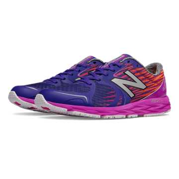 New Balance 1400v4 NB Team Elite, Azalea with Black