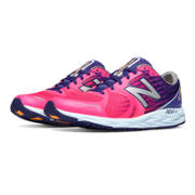 NB 1400v4, Pink Zing with Blue
