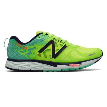 New Balance New Balance 1500v3, Lime Glo with Vivid Jade & Dark Denim