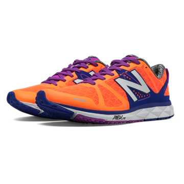 New Balance New Balance 1500v1, Orange with Purple