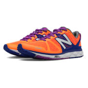 New Balance 1500v1, Orange with Purple