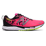 Women's 1500v3, Pink with Black