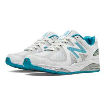 New Balance New Balance 1540v2, White with Blue Bell