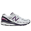 New Balance 1540, White with Purple