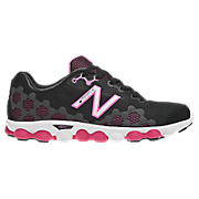 Minimus Ionix 3090, Black with Pink Shock & White