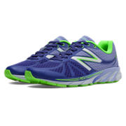 New Balance 3190v2, Blue with Green Apple & White