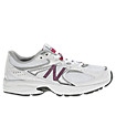 New Balance 380, White with Pink