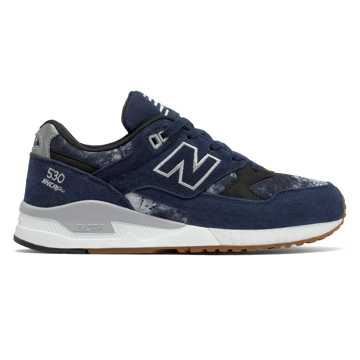 New Balance 530 New Balance, Pigment with Silver Mink & Black