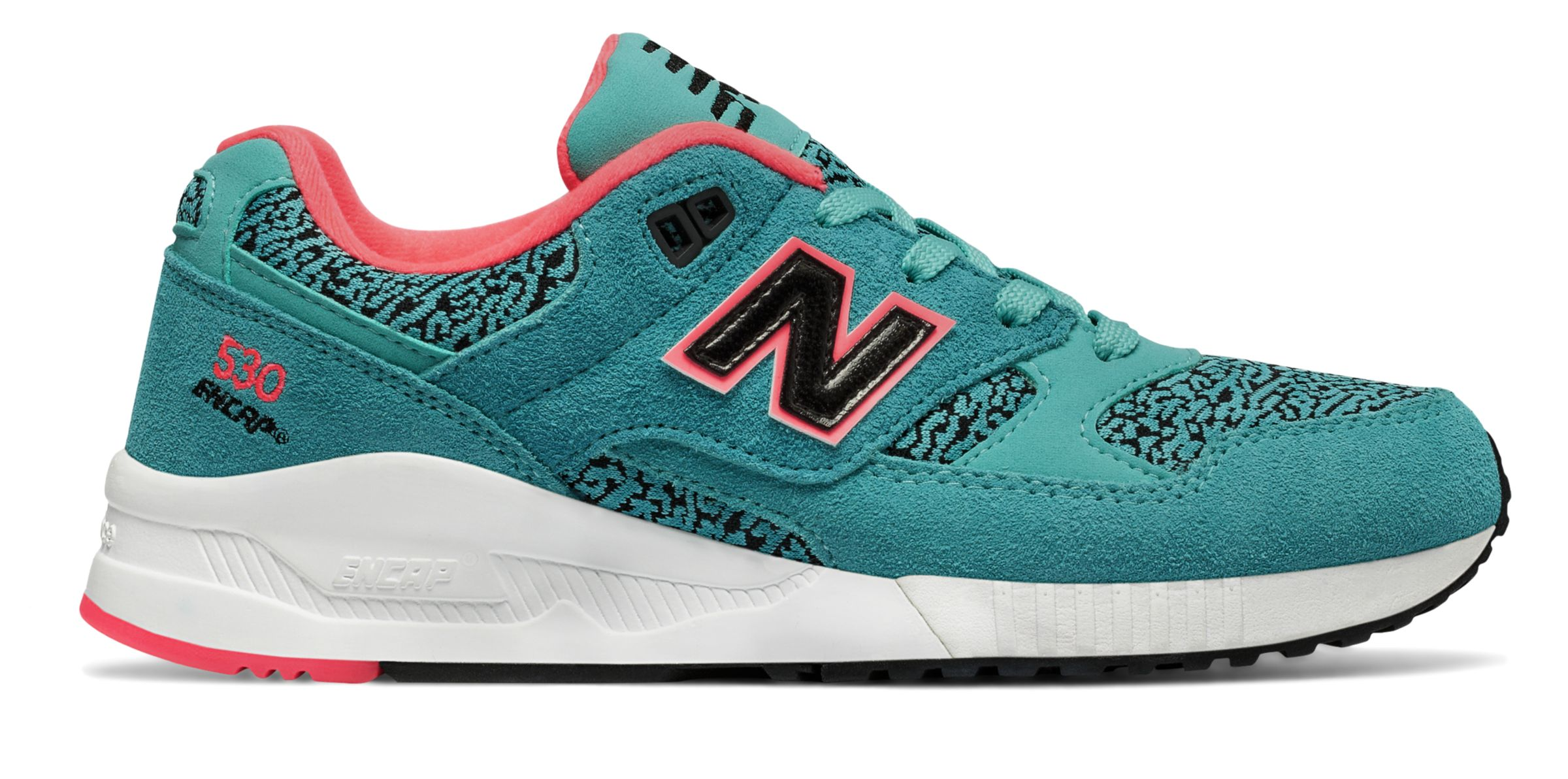 Click here for New Balance 530 Kinetic Imagination Women's Shoes W530KIB prices