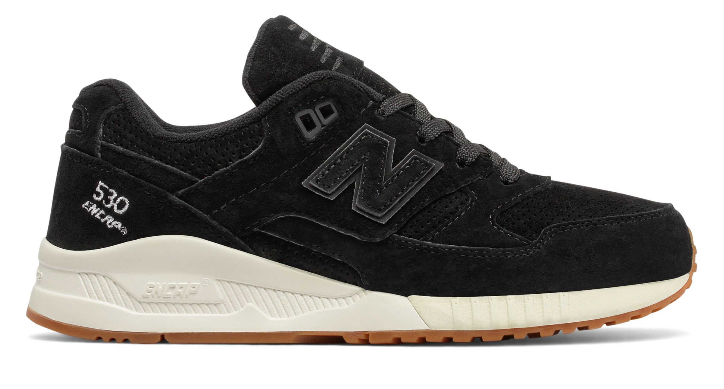 Click here for New Balance 530 Lux Suede Women's Shoes W530PRA prices