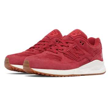 New Balance 530 Lux Suede, Envy