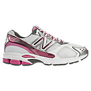 New Balance 560v2, White with Pink